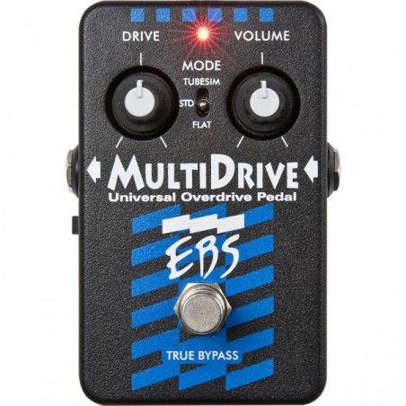 EBS MultiDrive Studio Edition - Pedala overdrive EBS - 1