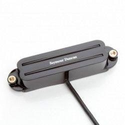 Seymour Duncan SHR-1 Hot Rails for Strat Bridge Black - Doza chitara Seymour Duncan - 1