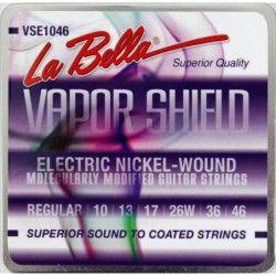 La Bella VSE1046 Vapor Shield - Set Corzi Chitara Electrica 10-46 La Bella - 1