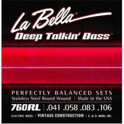 La Bella 760RL-B - Set 5...