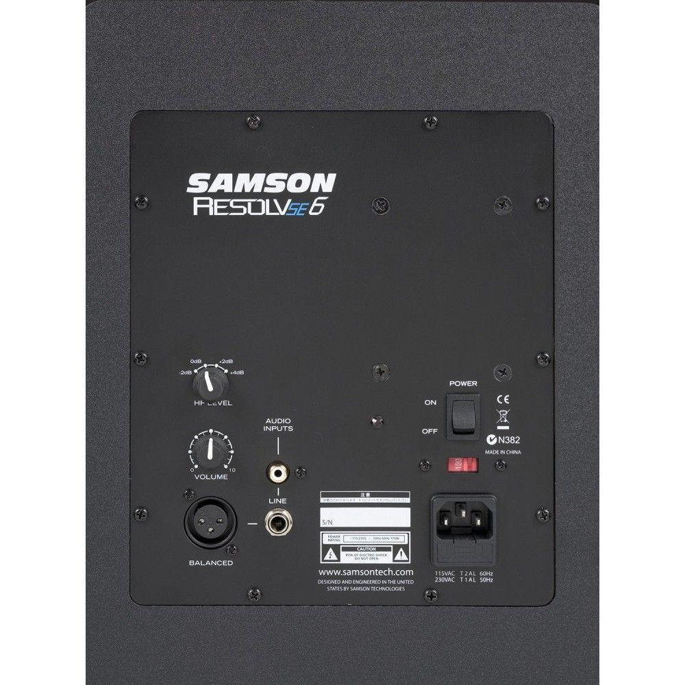Samson Resolv SE6 Single -...