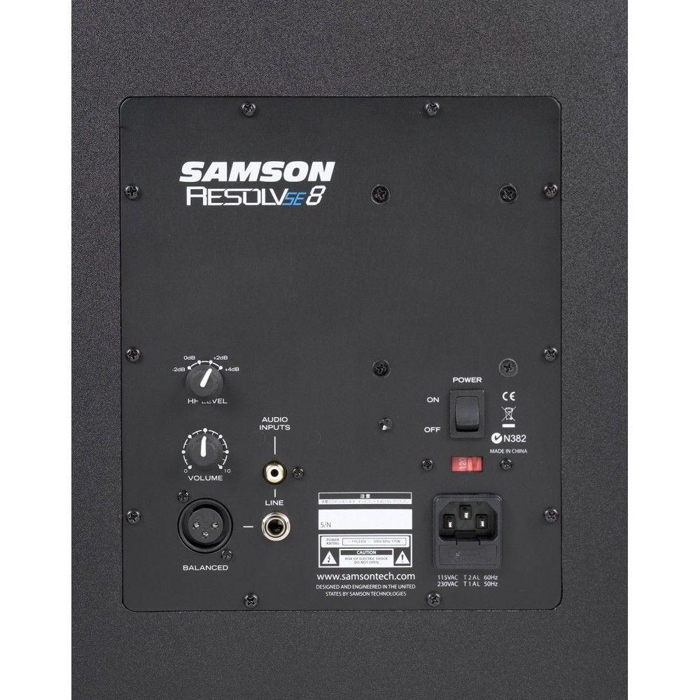 Samson Resolv SE8 Single -...