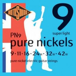 Rotosound Pure Nickels PN9...