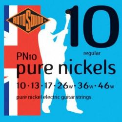 Rotosound Pure Nickels PN10...