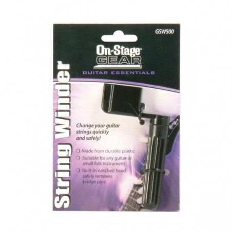 OnStage GSW500 - String Winder On-Stage Stands - 1