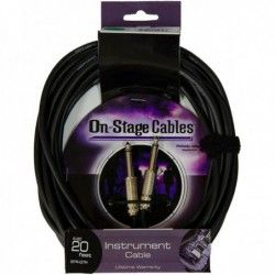 OnStage IC-10NN Neutrik® - Cablu Instrument On-Stage Stands - 1