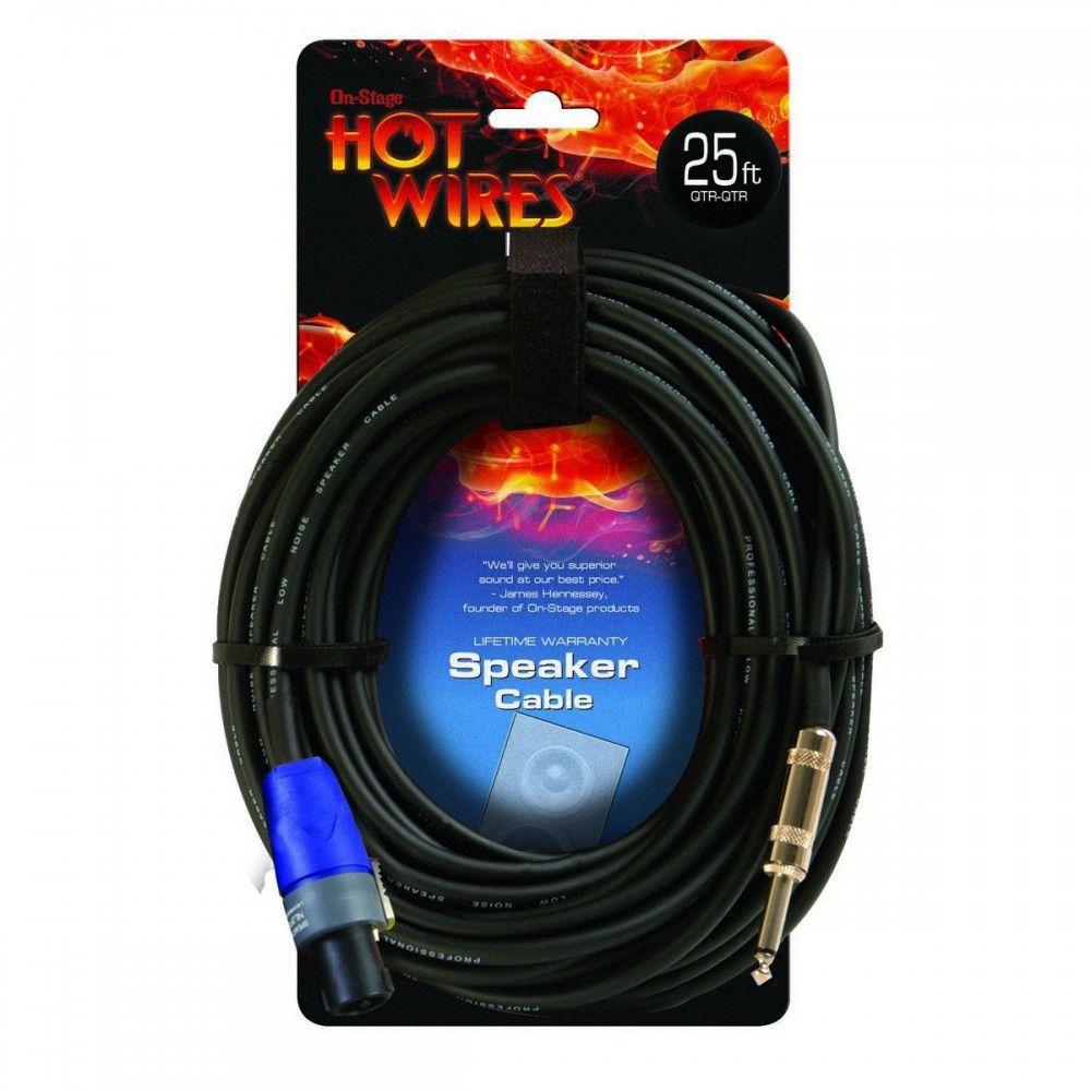 OnStage SP14-25SQ - Cablu...