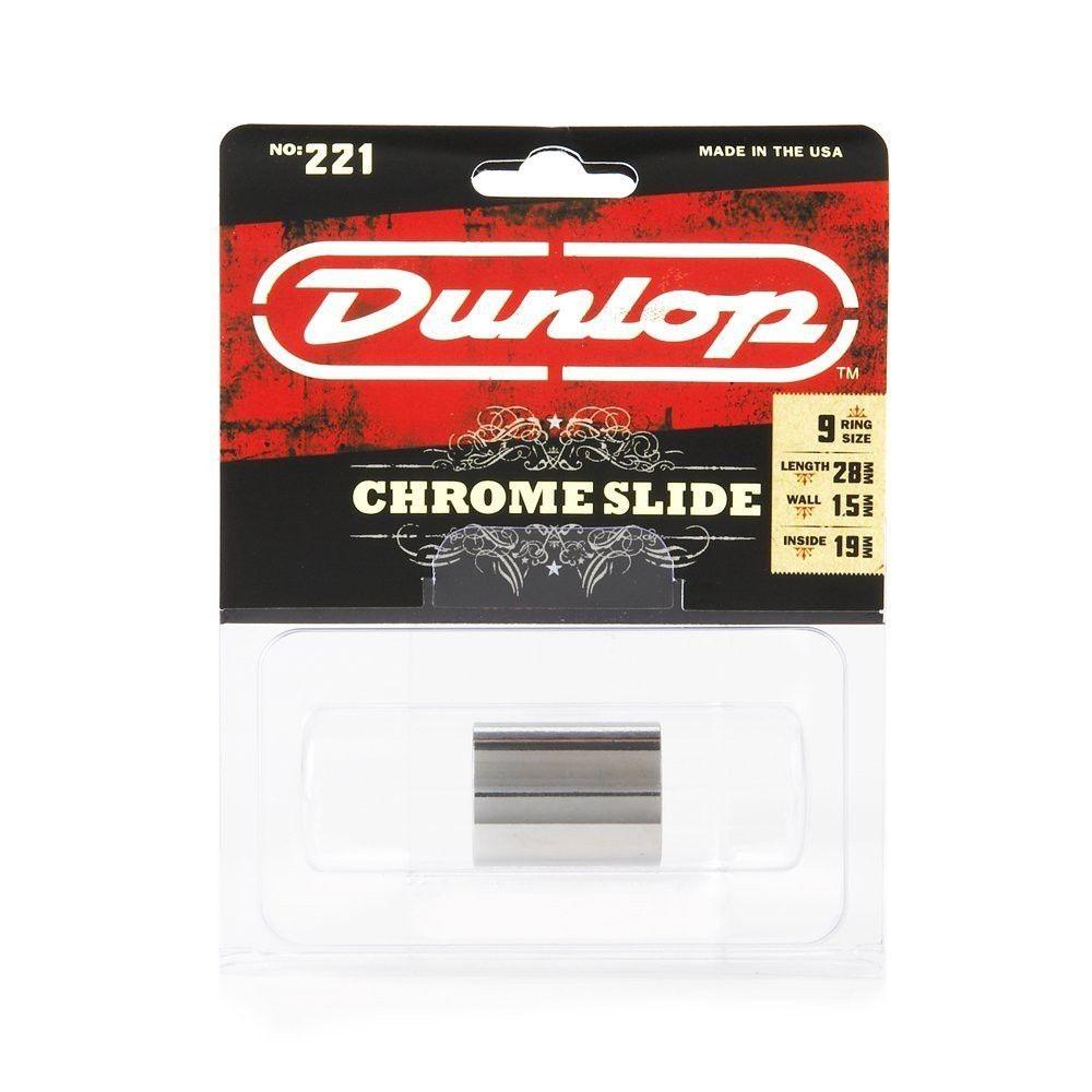 Dunlop 221 SI Chrome - Slide Dunlop - 1