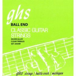 GHS 2050W BallEnd High Tension - Set Corzi Chitara Clasica GHS - 1