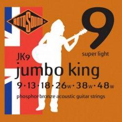 Rotosound Jumbo King JK9 -...