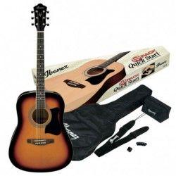 Ibanez V50NJP-VS - Pachet chitara acustica cu accesorii Ibanez - 4