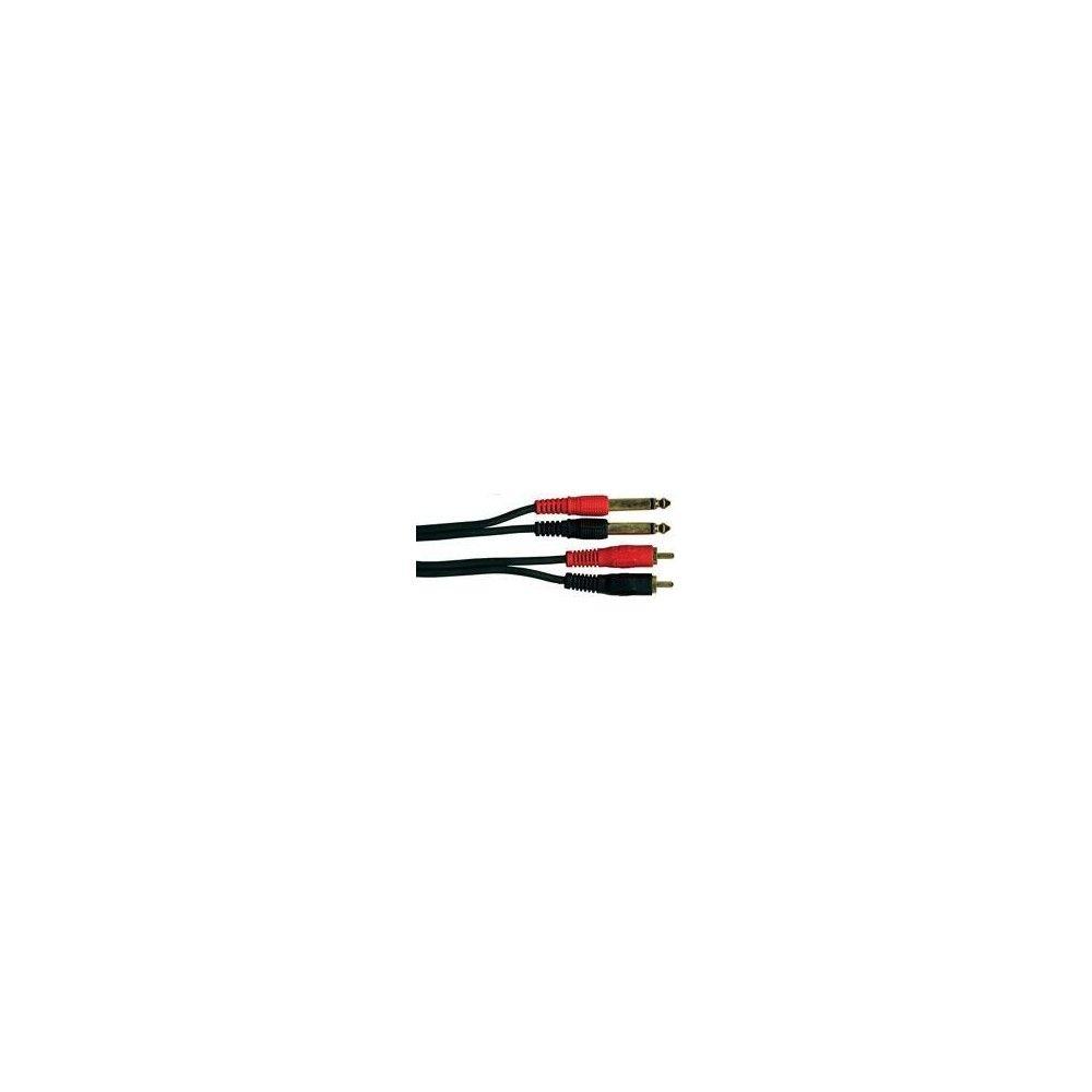 Kinsman DMM6 - Cablu RCA-Jack