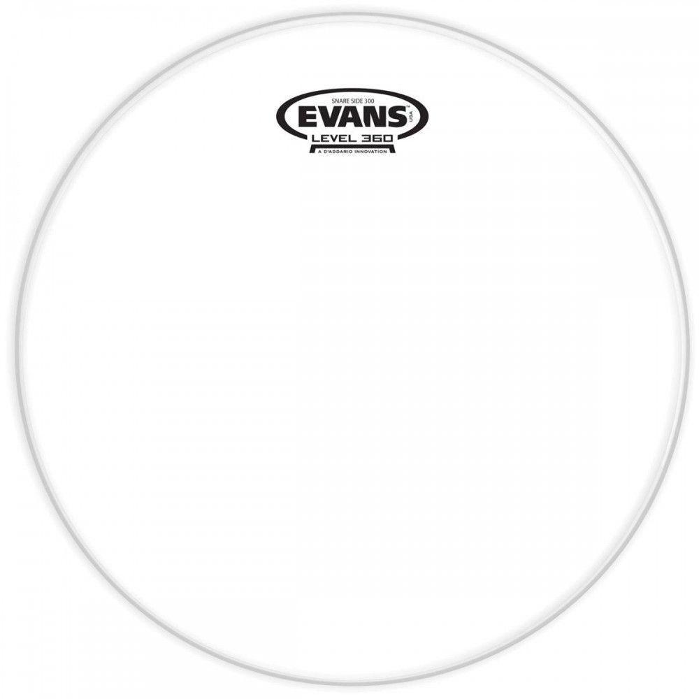 """Evans 300 Snare Side 14"""" - Fata toba Evans - 1"""