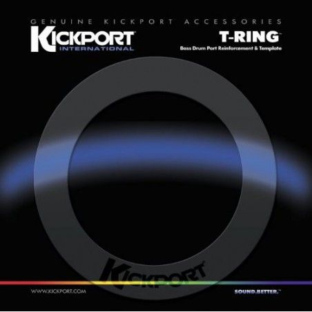 KickPort T-Ring - Clear -...