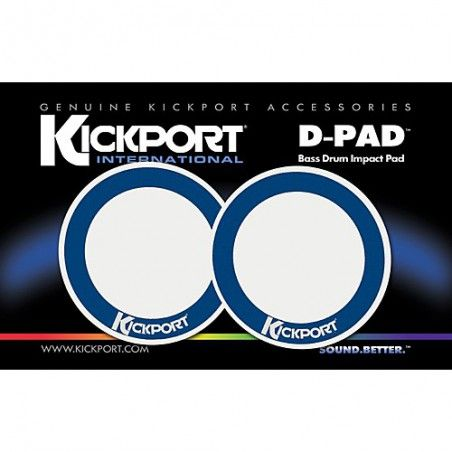 KickPort D-Pad - White -...