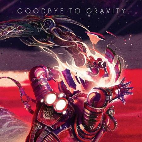Goodbye To Gravity - Mantras Of War (Audio CD)  - 1
