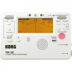 Korg TM-50 PW- Acordor...