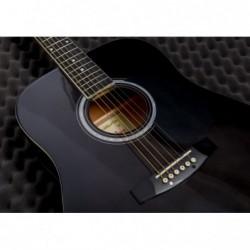 Freedom AG-300-BKS - Chitara acustica Freedom - 5