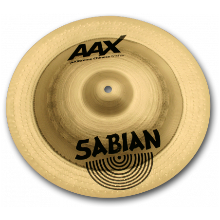 "Sabian 15'"" AAX X-Treme Chinese Brilliant - Cinel Sabian - 1"