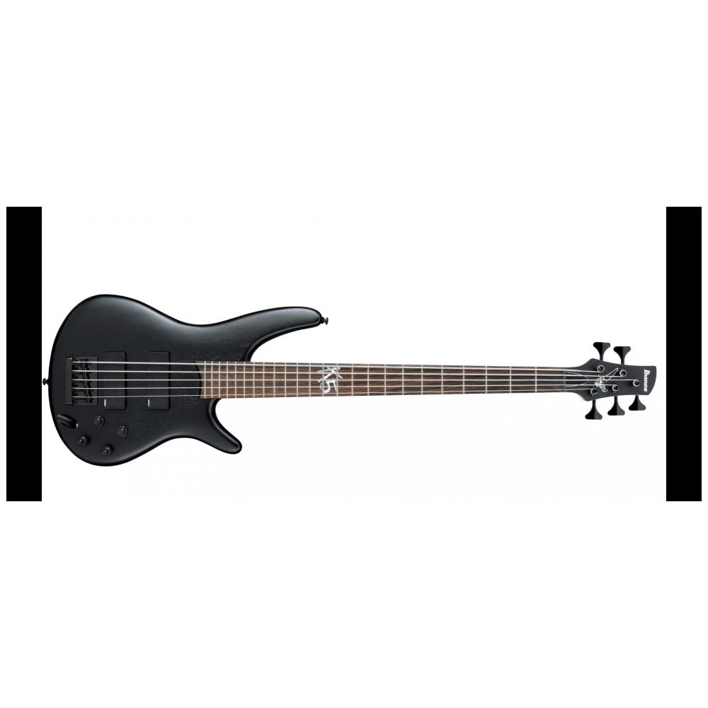 Ibanez K5-BKF - Chitara bass 5 corzi Ibanez - 1