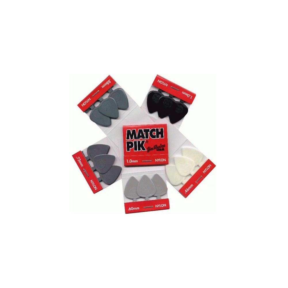Dunlop 448R.73 Matchpick -...
