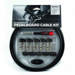 Planet Waves Pedalboard Cable Kit - Set Accesorii Cablu Planet Waves - 1