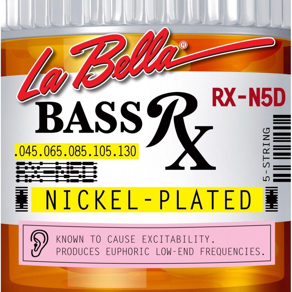 La Bella RX-N5D - Set 5...