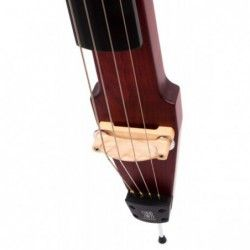 Aria SWB-Lite-BIS Wine Red - Contrabas electric  - 3