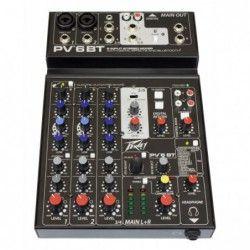 Peavey PV6 BT - Mixer...
