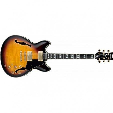 Ibanez JSM10-VYS John Scofield Signature - Chitara Electrica Hollowbody Ibanez - 1