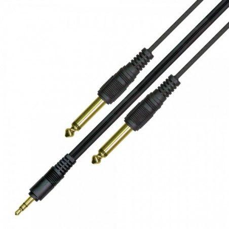 Kinsman LPAC02 - Cablu Stereo
