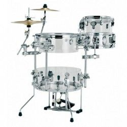Tama VI46CBN-CI Silverstar Mirage Limited Edition - Set Tobe Cocktail-Jam Tama - 1
