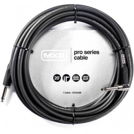 MXR DCIX20R - Cablu chitara 6m
