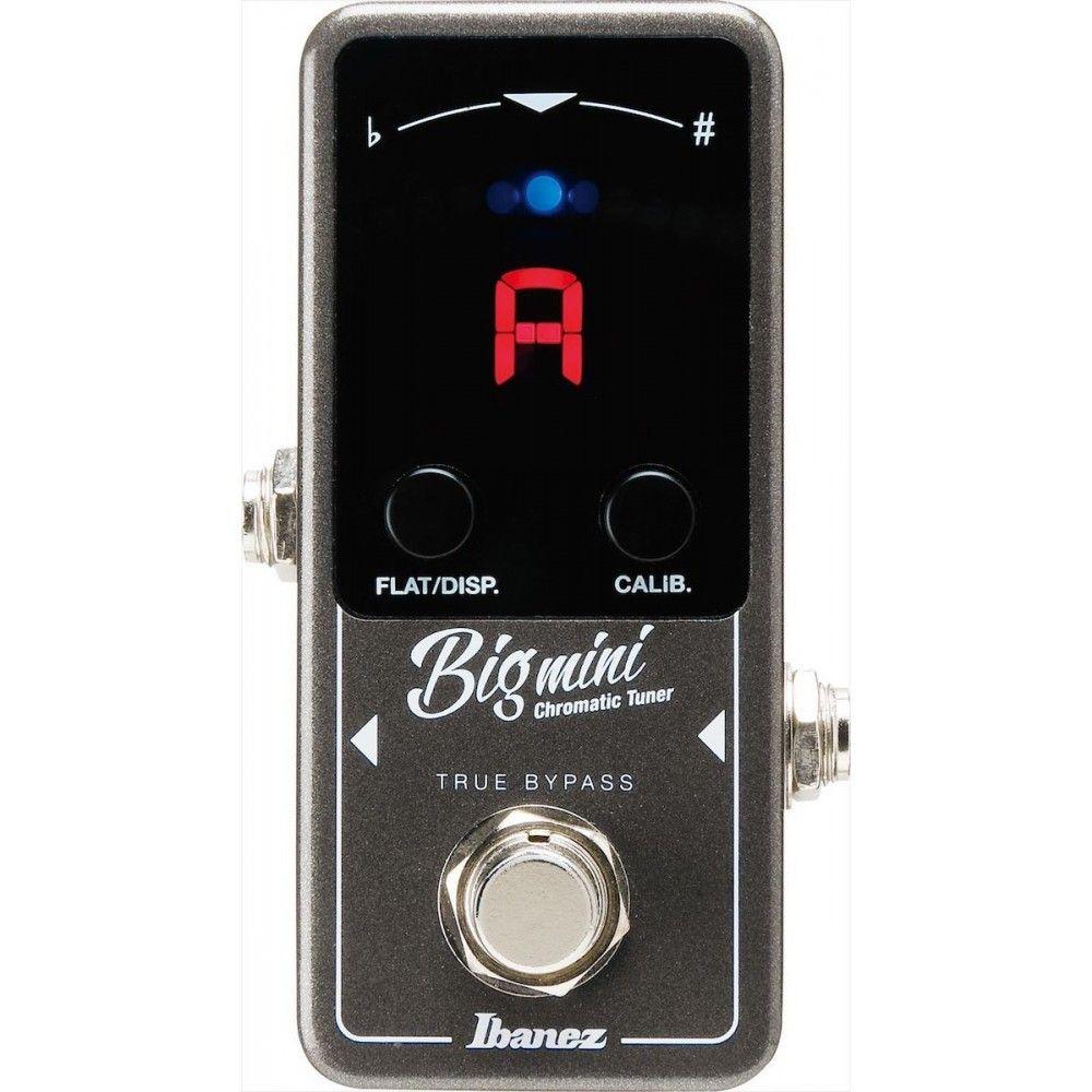 Ibanez BIGMINI - Acordor cromatic pedala Ibanez - 1