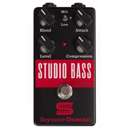 Seymour Duncan Studio Bass Compressor - Pedala efect chitara bass Seymour Duncan - 1