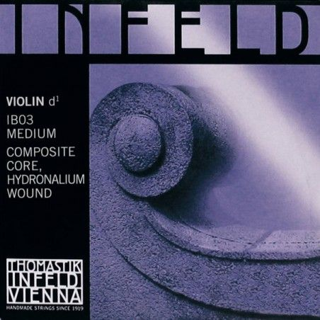 Thomastik Infeld IB03 - Coarda vioara Re Thomastik - 1