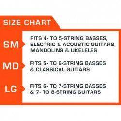Gruv Gear FretWrap SM - Roz Gruv Gear - 4