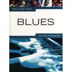 Really Easy Piano: Blues - Manual pian MSG - 1