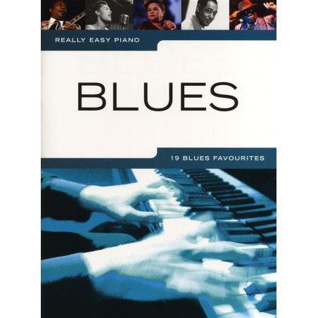 Really Easy Piano: Blues -...