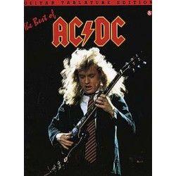 The Best Of AC/DC (TAB) - Manual chitara MSG - 1