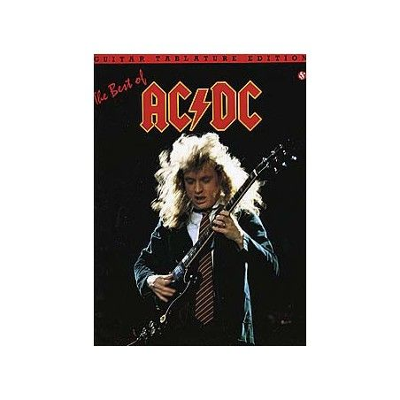 The Best Of AC/DC (TAB) -...