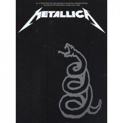 Metallica: The Black Album (TAB) - Manual chitara MSG - 1