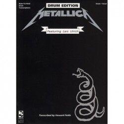 Metallica: The Black Album Drum Edition - Manual toba MSG - 1