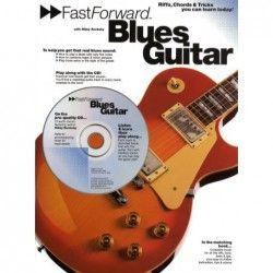 Fast Forward: Blues Guitar - Manual chitara MSG - 1