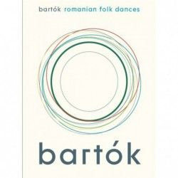 Bela Bartok: Romanian Folk Dances (Piano Solo) - Manual pian MSG - 1