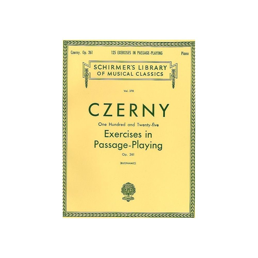 Carl Czerny: 125 Ex. in...