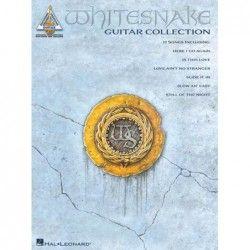 Whitesnake Guit. Col.: Guitar Rec. Versions - Manual chitara MSG - 1