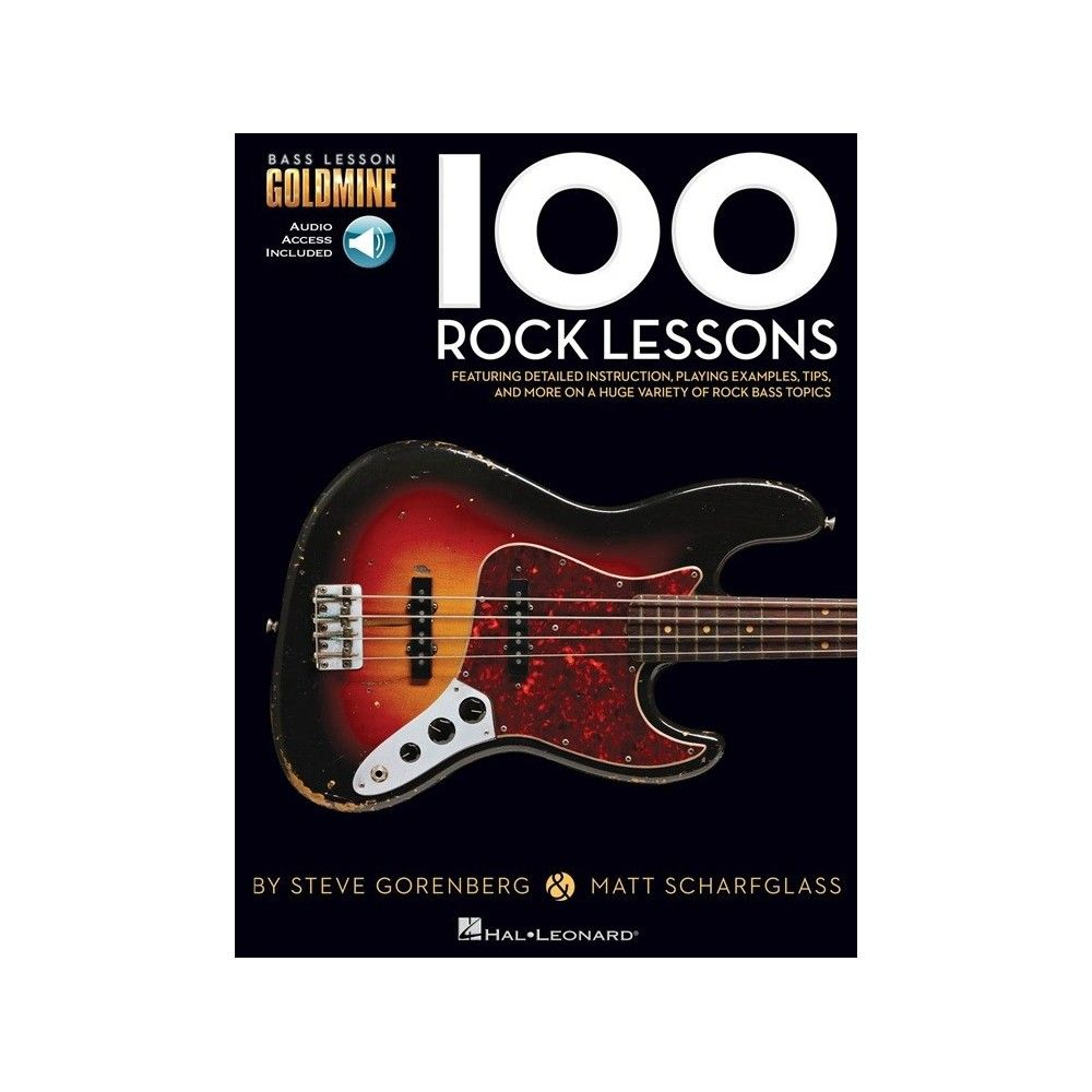 Bass Lesson Goldmine: 100...