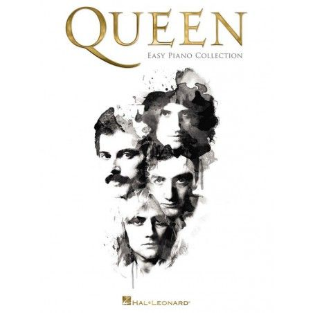 Queen: Easy Piano Collection - Manual pian MSG - 1