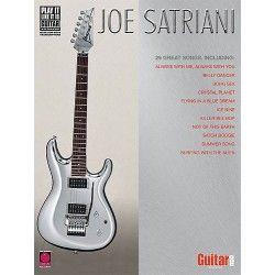 Joe Satriani: Anthology - Manual chitara MSG - 1